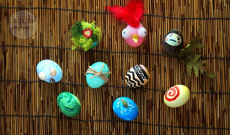 8 Moana-Inspired Easter Egg DIYs (by Brenda Ponnay for Alphamom.com)