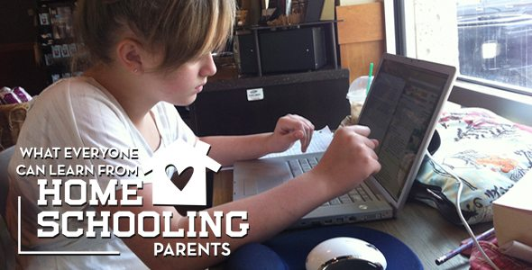 "Homeschooling: Be Flexible - Learning Does Not Have a ""Face"""
