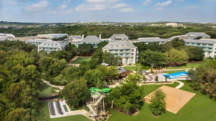 Texas-Sized Family Fun at Hyatt Regency Hill Country Resort: 5-acre water park