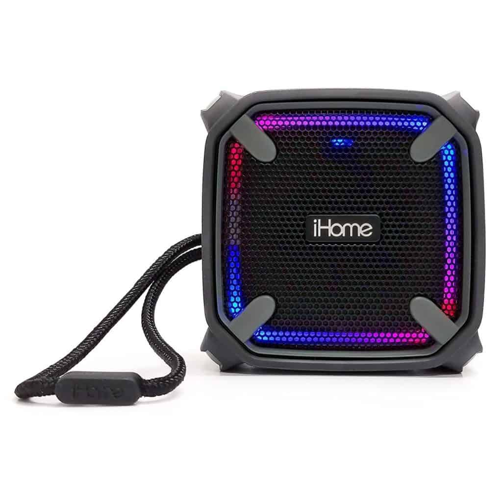 Portable and Rechargeable Speaker