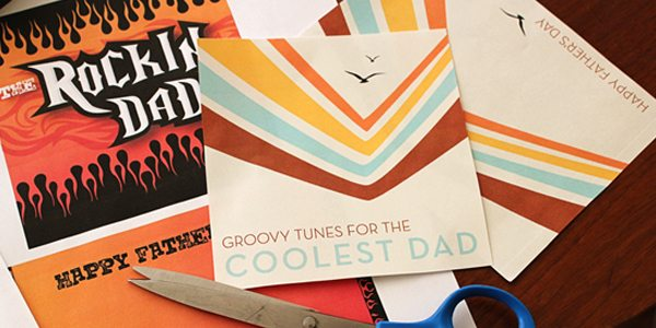 Mix Up Some Tunes for Dad This Father's Day by Brenda Ponnay for Alphamom.com