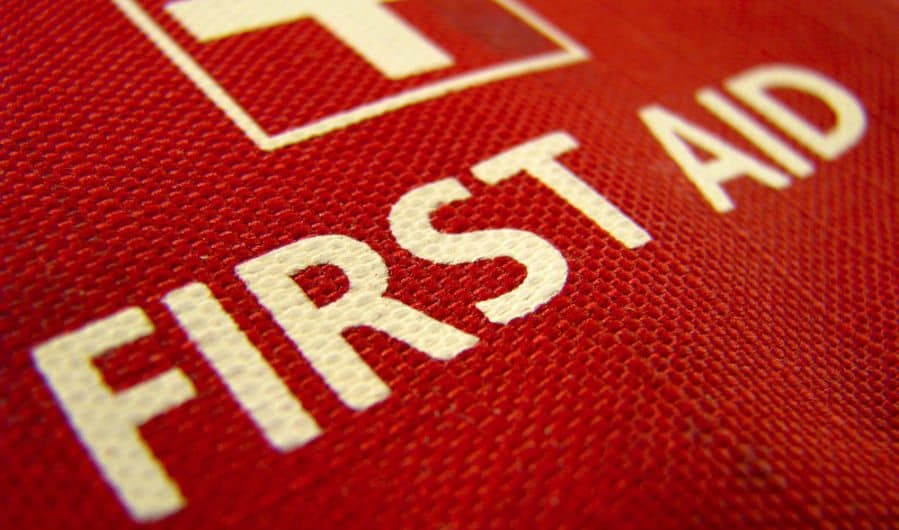 The Essential College Dorm First Aid Kit, Explained (a helpful kit that students will use)