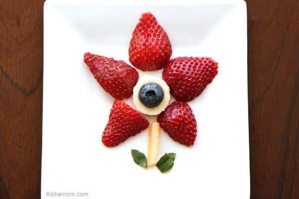 Easy Fruit Art by Rachel Meeks by Alphamom.com