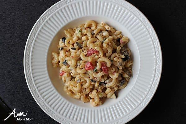 Recipes Kids Should Know: How to Make Macaroni Salad at Alpha Mom