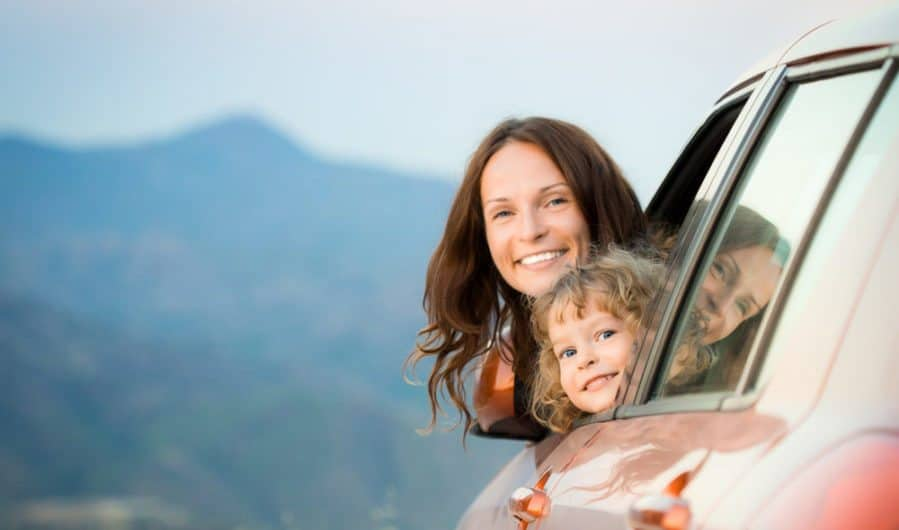 10 Secrets for a Successful Family Road Trip (From a Mom Who Has Traveled 10,490 Miles with Her Kids!)
