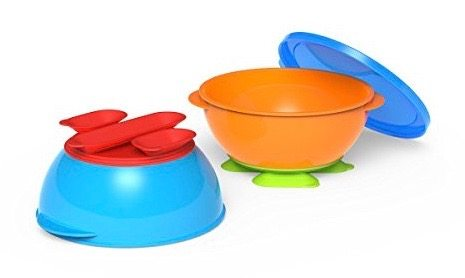Toddler Suction Plates Bowls and Placemats That Your Kid Might Not Be Able To Throw  sc 1 st  Alpha Mom & Best Toddler Suction Plates Bowls and Mats | Alpha Mom