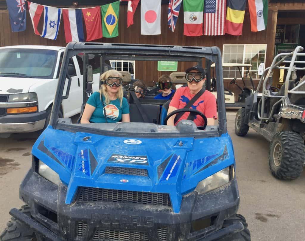 Zion Ponderosa Resort (ATV expedition