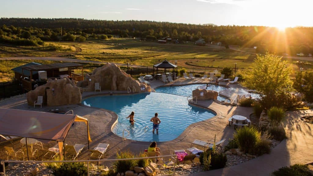 Zion Ponderosa Resort Review (activities)