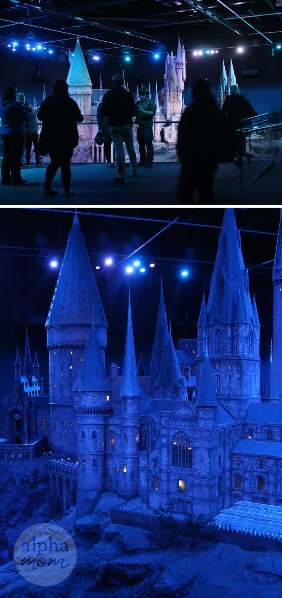 Studio Tour of the Making of Harry Potter Review (Hogwarts Castle) by Brenda Ponnay for Alphamom.com