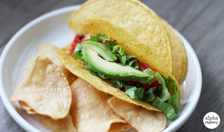 How to Make Tacos - Recipes Kids Should Know Before Leaving Home from Alpha Mom