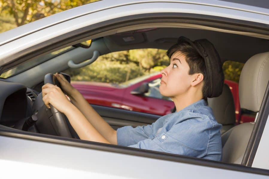 Anxiety, My Reluctant Teen Driver, and Me