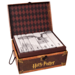 Harry Potter Hogwarts Set: Transport your young readers to Hogwarts School of Witchcraft and Wizardry with this beautifully bound set from Juniper Books.