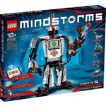 LEGO Mindstorms Robotics Kit: One day, robots will run the world — and your kid will be the one building them. (Added bonus: Your child will learn some basic coding as she builds her bot.)