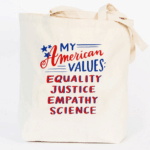 American Values Bag : A simple reminder of the things that really make America great. ""
