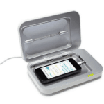 PhoneSoap Smartphone Sanitizer: Help keep teachers and caregivers healthy this winter with a smartphone sanitizer — ultraviolet light zaps the germs while the phone charges. Brilliant.