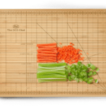 Fred the Obsessive Chef Bamboo Cutting Board: For the perfectionist cook who believes that appearance and taste go hand in hand (and who makes the most delicious dinners ever).