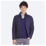 Uniqlo Ultra Light Down Jacket: This lightweight down jacket is perfect for on-the-go teens: It folds up into a pouch that can be easily stored in a bag or backpack.