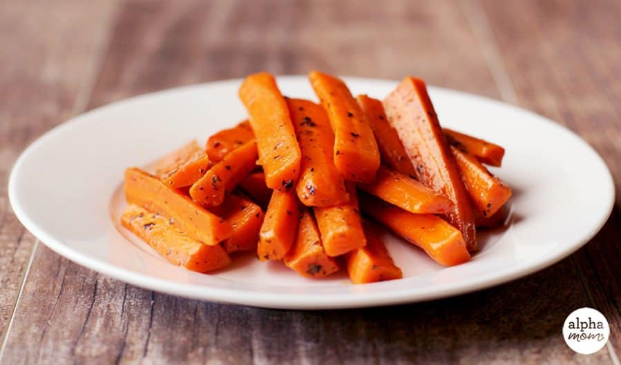 Teach Kids How to Cook Delicious Carrots by Jane Maynard for Alphamom.com