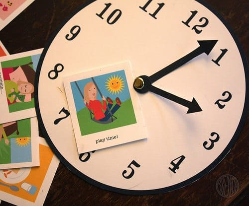 Daylight Savings and Teaching Time Crafts