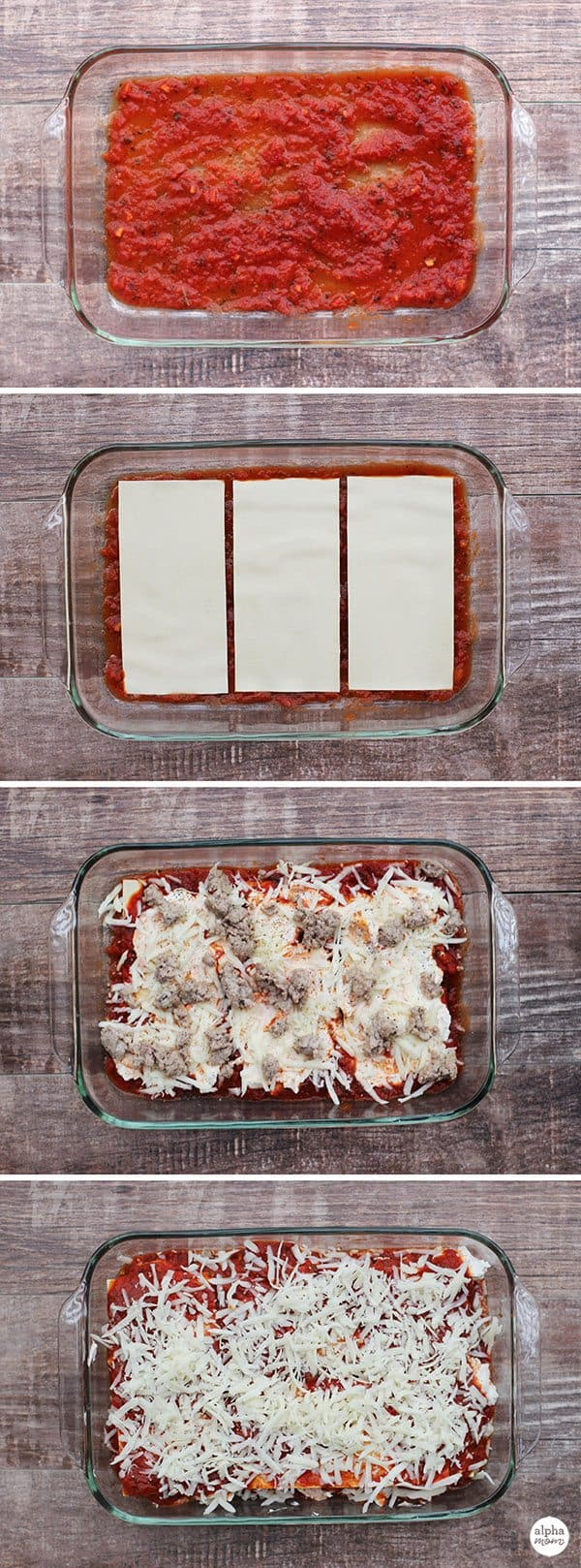 How to Make Lasagna (Recipes Kids Should Know Before Leaving Home from Alpha Mom)