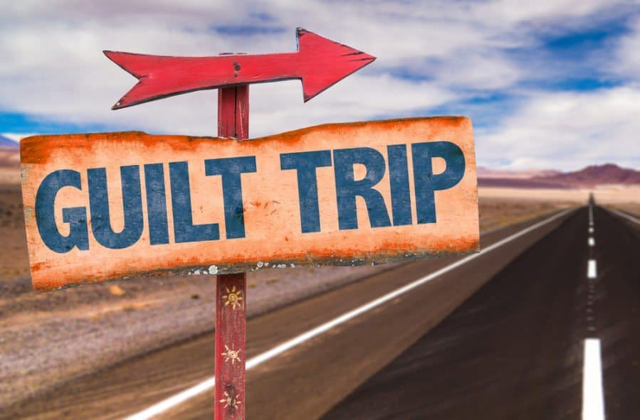 Dealing With Grandparent Guilt Trips
