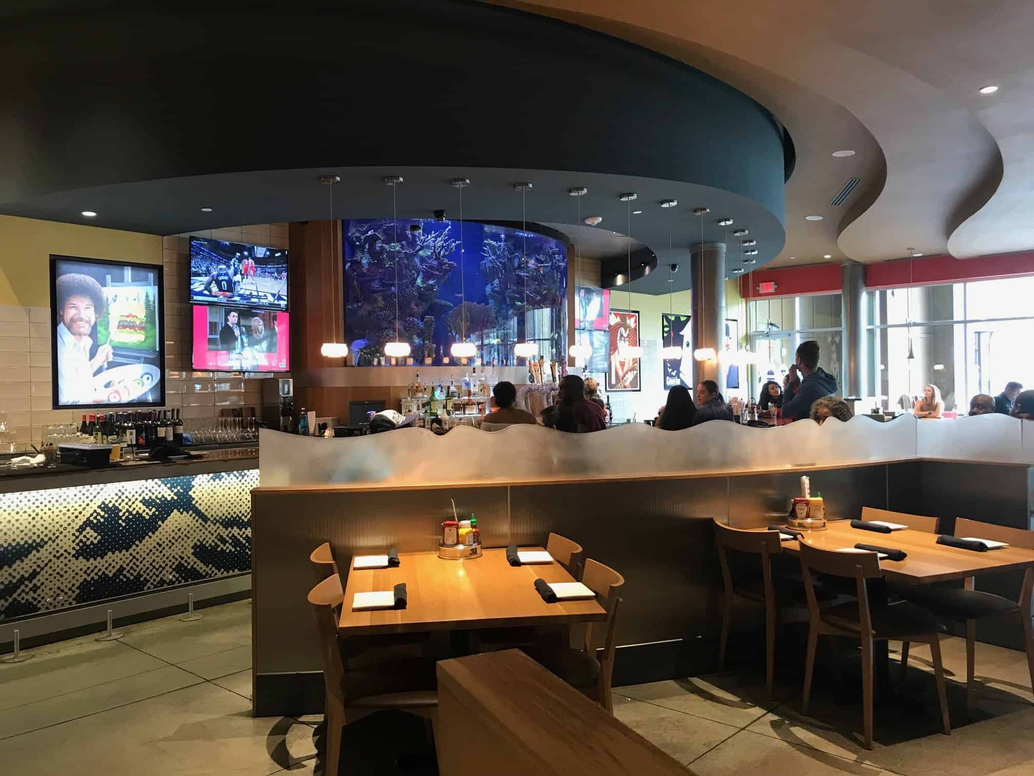 Atlanta's Best Family-Friendly Restaurants: The Cowfish Sushi Burger #AtlantaRestaurant #KidRestaurantAtlanta #AtlantaTravel #FamilyTravelAtlanta #FamilyTravel