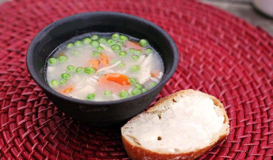 How to Make Chicken Soup (Recipes Kids Should Know) by @janemaynard for Alpha Mom