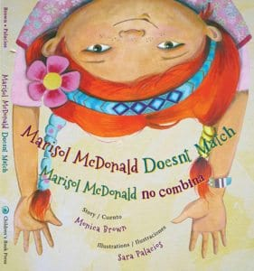Children's Books That Celebrate Diversity: Marisol McDonald Doesn't Match