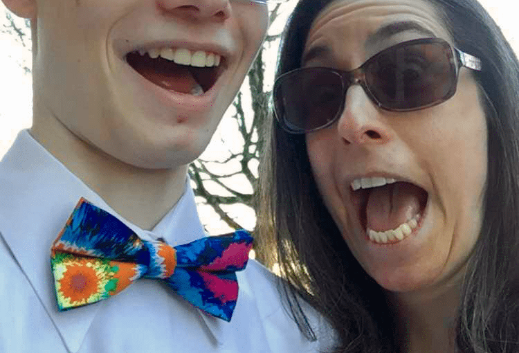 A Mother-Son Invisalign Treatment: an Update! by Mir Kamin for Alphamom.com #sponsored #InvisalignTreatment #InvisalignAligners #InvisalignTrays