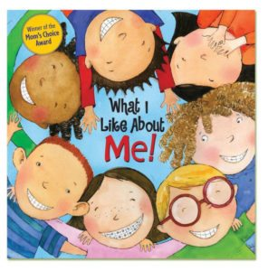 Children's Books That Celebrate Diversity: What I Like About Me! #racialidentity #childrensbooks #celebratedifferent