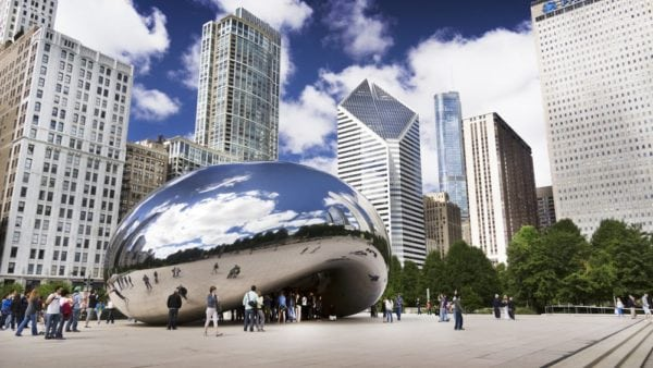 Visiting Chicago with Teens & Tweens (Places to Visit): Cloud Gate (The Bean)