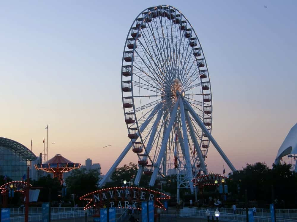 Visiting Chicago with Teens & Tweens (Places to Visit): Navy Pier