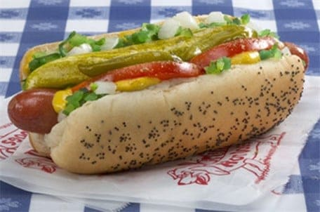 Visiting Chicago with Teens & Tweens (Places to Eat): Portillo's