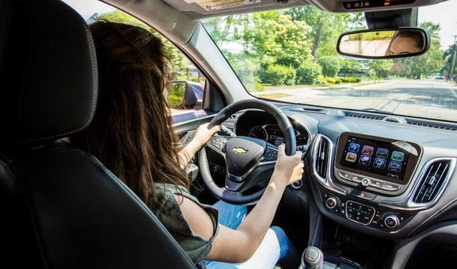 These auto manufacturers have your teen driver's safety (and your sanity) in mind with new technology by Kristin Shaw for Alphamom.com #CarSafety #CarTechnology #TeenDriver
