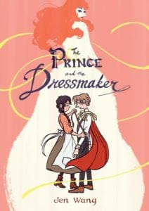 The Prince and the Dressmaker & 5 other great kids' Graphic Novels for Reluctant Readers #GraphicNovels #comics #TweenBooks #TweenReading #KidComicBooks