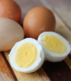 Picture of Hard Boiled Egg