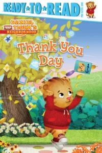 Thank You Day Thanksgiving Book for Kids
