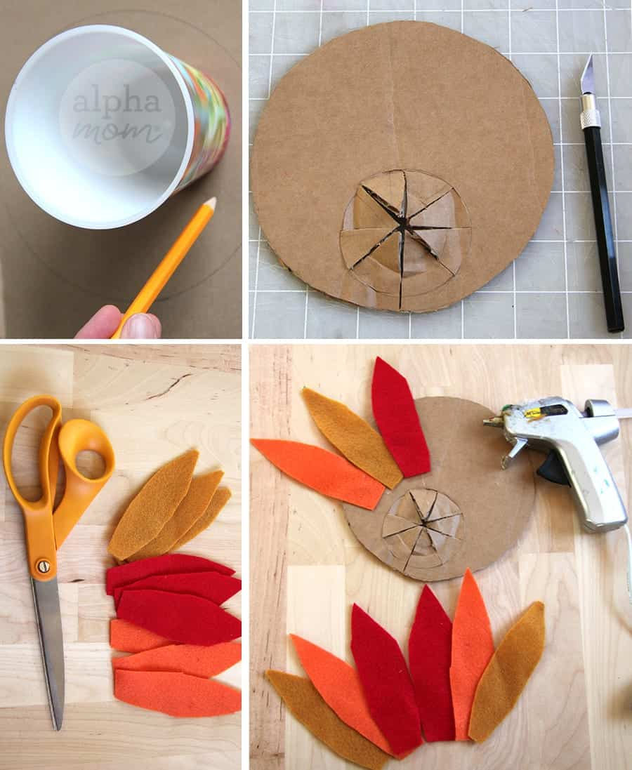 DIY Turkey Sock Puppets for Thanksgiving (How-To Steps)