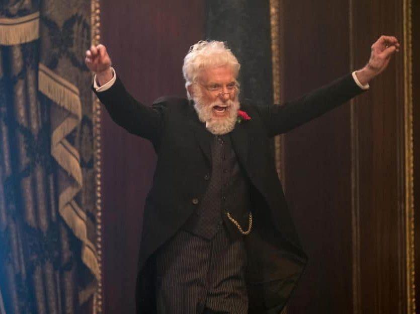 Dick Van Dyke in Mary Poppins Returns Movie