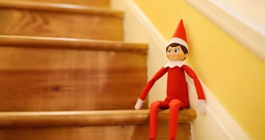 Elf On The Shelf And Holiday Games Or Lies Alpha Mom