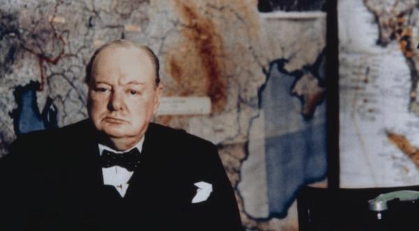 Churchill War Rooms in London