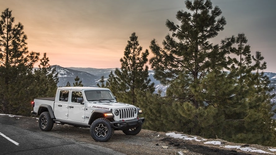 photo of 2020 Jeep Gladiator Rubicon